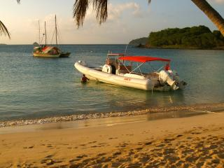 Private Yacht in St Vincent and the Grenadines