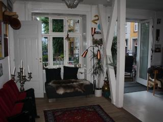 Large Copenhagen apartment in a quiet neighborhood, Kopenhagen