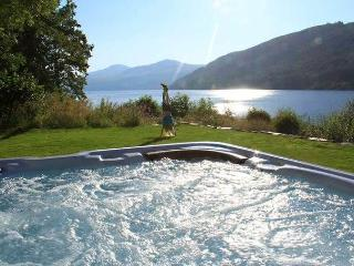 Lochside Cottage, Loch Tay