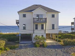 OUR BEACH HOUSE, Topsail Beach