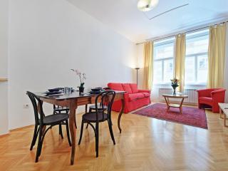Klementinum apartment, Praga