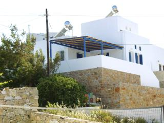 Greek house with 180 degree ocean views