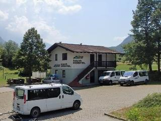 Alpin Action Kayak Hostel, Trnovo ob Soci