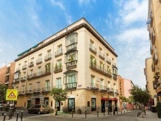 Estúdio com Terraço, Madrid