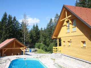 Villa Kelt, mountain retreat, Alps, Zgornje Jezersko