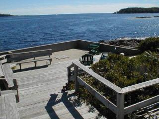Ocean Front Cottage, Harpswell, ME