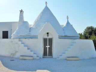 The old trullo fully restored
