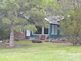 CreekWorks Cabin, Cody
