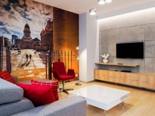 One Bedroom Penthouse Berlin, Wroclaw