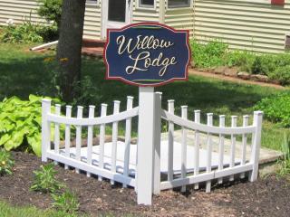 Willow Lodge at Primrose Dale Farm