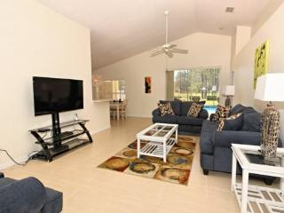 3 Bedroom Pool Home With Golf Course View. 847TC, Kissimmee