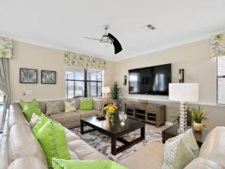 Amazing 8 Bedroom Pool Home In ChampionsGate Golf Resort. 1433RFD, Four Corners