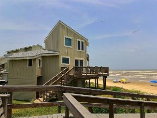 CHECK OUT THE NEW WEEK DAY RATES!!4 Bedroom 4 Bath BEACHFRONT beauty!!!
