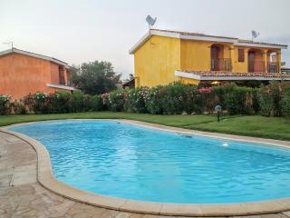 villa del giunco porto pino, Sant'Anna Arresi