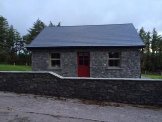 100 year old rural irish cottage