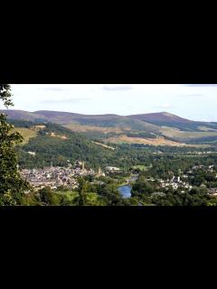 Town of Peebles . Photo Southside Photography Peebles