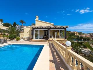 Villa Kismet en Benissa,Alicante para 6 huespedes