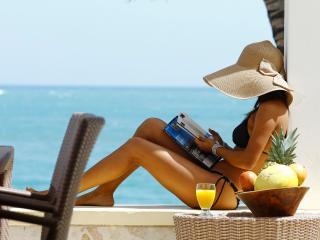 Luxury Beachfront Condo in Cabarete