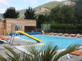 les chalets de laval  Ardèche sud, Thueyts