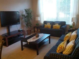 3 Bedroom 2 Bathroom Condo just 15 minutes drive from the Disney World parks., Orlando