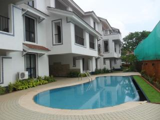 Riviera Studio apartment with swim pool,Siolim,Goa