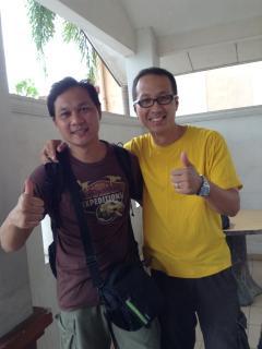 Terima kasih Samuel dari Jakarta, Indonosia