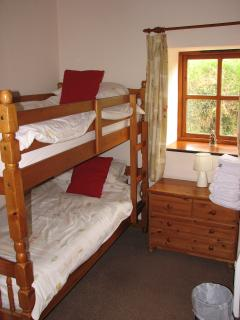 Twin Room ( full size bunk beds)