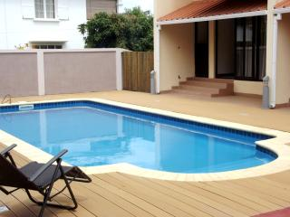 West Sand Holiday Studios Flic en Flac WiFi Pool, Flic En Flac