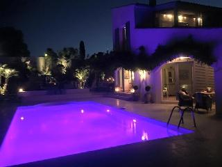 Villa Panoramique - luxury close to Biot, sea view