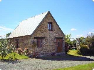 1  Bedroom holiday cottage nr Villedieu les Poeles, Villedieu-les-Poeles