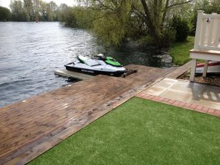 51 Jet ski.. Tattershall lakes country park