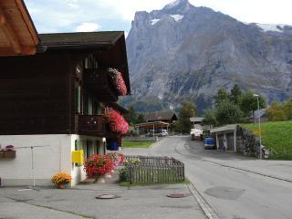 Chalet Bärgarve, Grindelwald