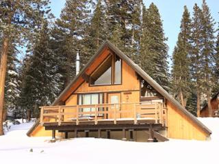 Ski In/Ski out Slope side cabin - Chalet #2, Mammoth Lakes