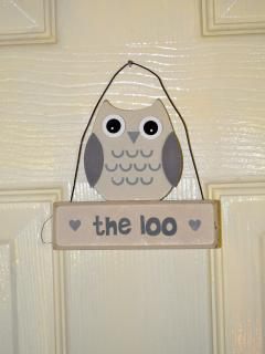 No owls in here !
