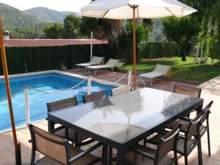 Villa  Sitges  Barcelona 7 bedrooms 12 m pool