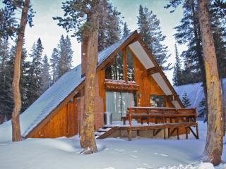 Ski in/Ski out Slope side cabin - Chalet #17, Mammoth Lakes