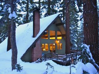 Ski in/Ski out Slope side cabin - Chalet #22, Mammoth Lakes