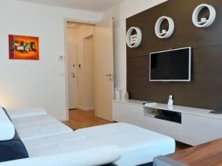 LUXURY 2 BDR APP  near main Railway station, Zagreb