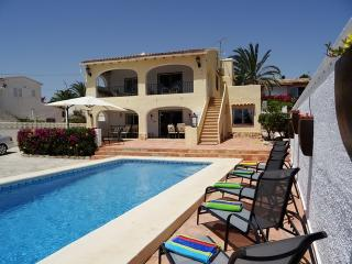 Casa Nevana Fantastic Location  Air con included, Moraira