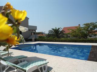 Villa Hacienda- luxury apartment for 16 people with pool, breakfast, Zadar