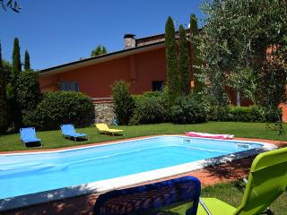 Villa in Tuscany near Lucca with pool and garden