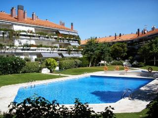 Spectacular luxury beachfront apartment, Sitges