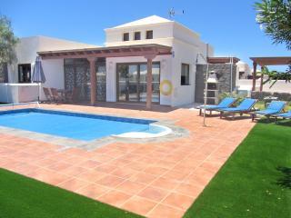 Villa Alba, Playa Blanca
