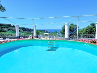 Sea view, Villa Vetara, private pool, private terrace, balcony, wifi, sleeps 8