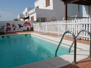 Villa La Granja, Playa Blanca