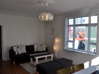 Grand appartement à Reykjavik Islande