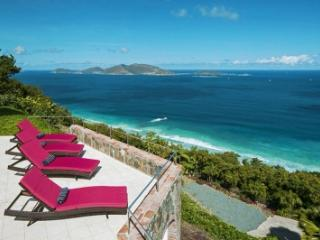 5 Bedroom Villa in Smugglers Cove, Tortola