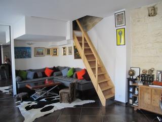 Design Loft, Duplex in the heart of Paris, París