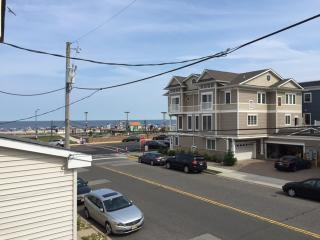Ocean & Beach Views from Front Deck, Bradley Beach