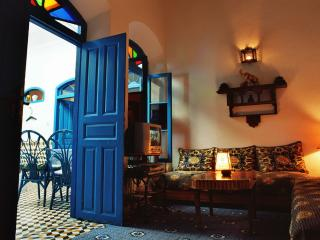 Authentic Medina riad in the Medina of Essaouira